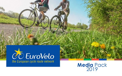 Promote your business with the EuroVelo Media Pack!