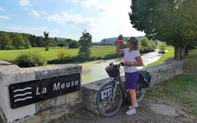 Dreaming about Cycling Holidays: EuroVelo 19 – Meuse Cycle Route from your bedroom