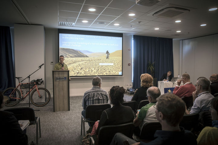 EuroVelo and Cycling Tourism Conference 2018, Belgian Limburg