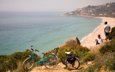 Cycling through the Bay of Cadiz Natural Park will soon be possible on EuroVelo 8