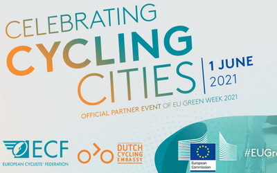 Celebrating Cycling Cities: compartiendo Europe's Best Practices