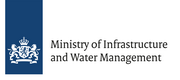 Celebrating Cycling Cities: logo ministry infraestructure water management
