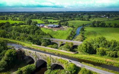 Local businesses set to benefit from the launch of the Royal Canal Greenway in Ireland