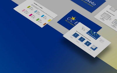 Introducing a new modern look for EuroVelo corporate design